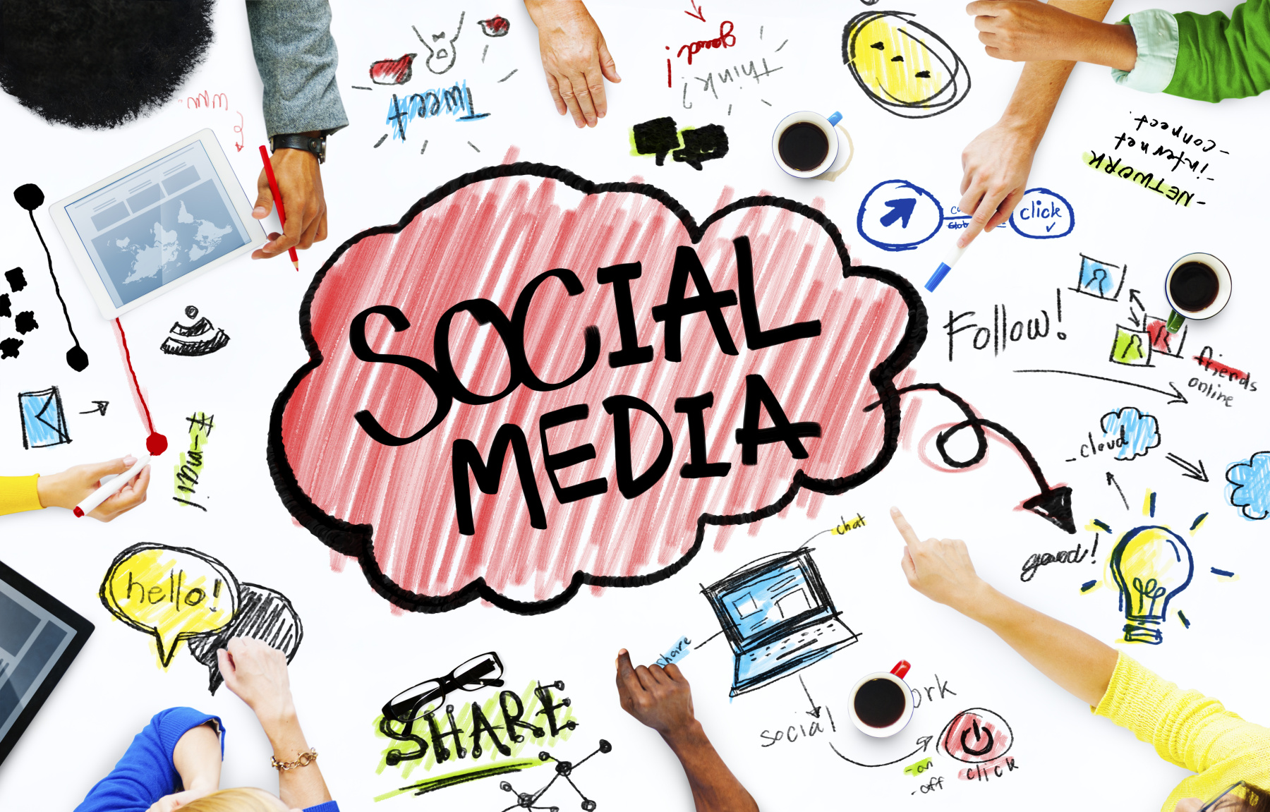 5 SIGNS YOU NEED A SOCIAL MEDIA MANAGER