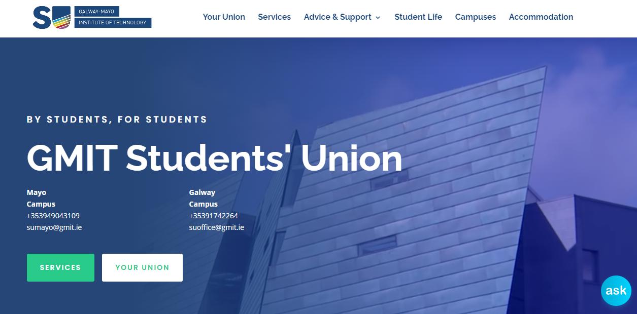 GMITSU Website